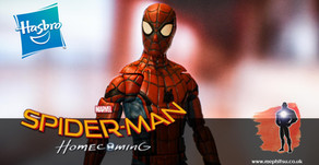 Review : Spider-Man, Spider-Man Homecoming