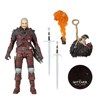 Geralt of Rivia, Wolf Armour
