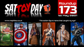 SatTOYday Action Figure News Roundup : Issue 173