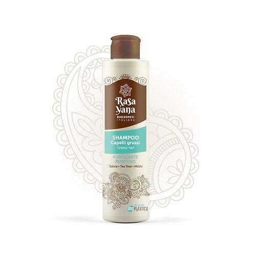 Shampoo per capelli grassi - Purificante