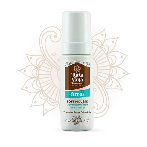 ARNAS -Soft Mousse detergente viso