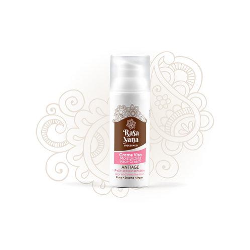 Crema Viso Antiage- Pelle Secca /Sensibile