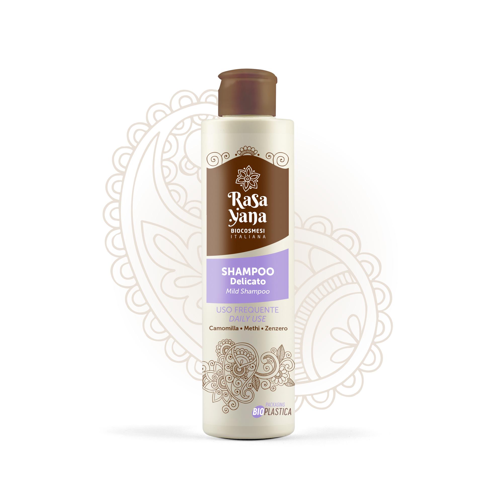 Shampoo Delicato - lavaggi frequenti