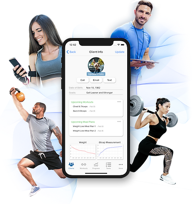Personal-Training-Software-For-Fitness-C