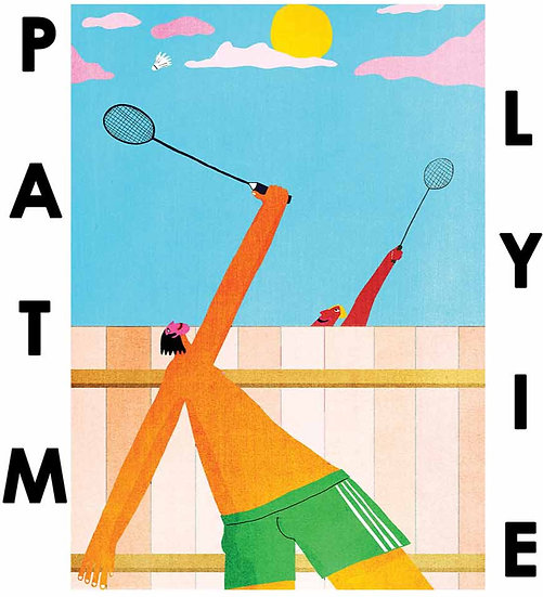 'Play Time' A4