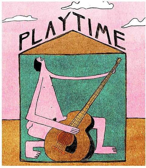 'Play Time 3' A4