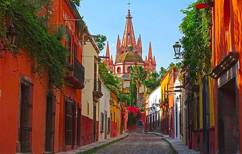 Spanish Millennium Trips