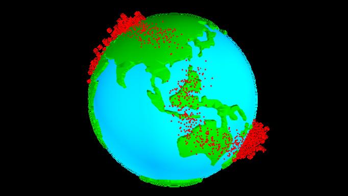 Covid Pandemic spread