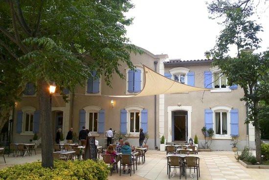 Auberge du Châtaeu de Bonnafous