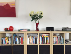 Books, Games, DVD's, Speaker - All available in both villas