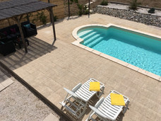 Pool at Grenache