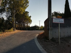 Road into Embres