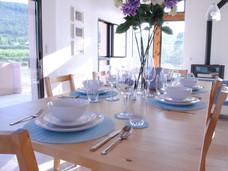 Dining in Syrah