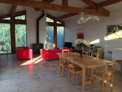 Living Room in Grenache