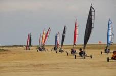 Racing at La Franqui