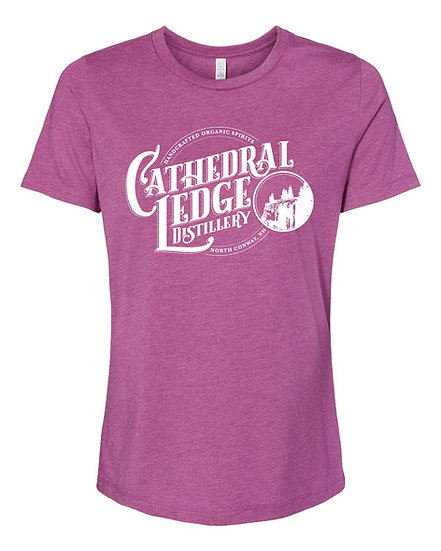 Womens Relaxed Jersey Tee