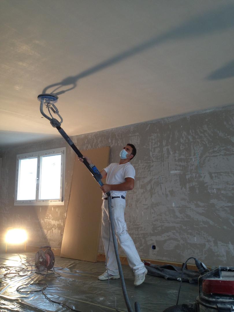 Lissage des plafonds