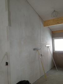 Lissage de murs