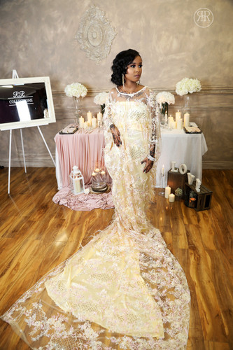 Somali Wedding Dress Dirac