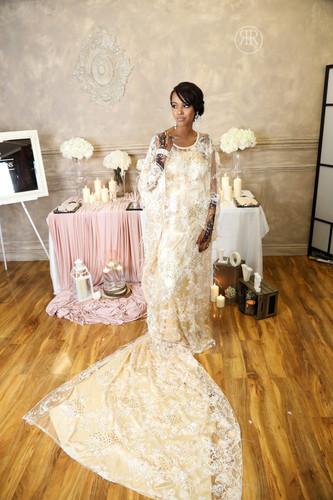 Ayan Bridal Dirac
