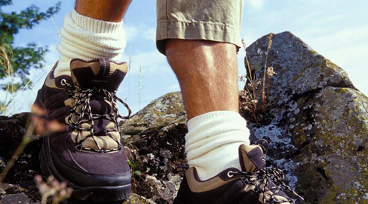Summit Steps: Footwear