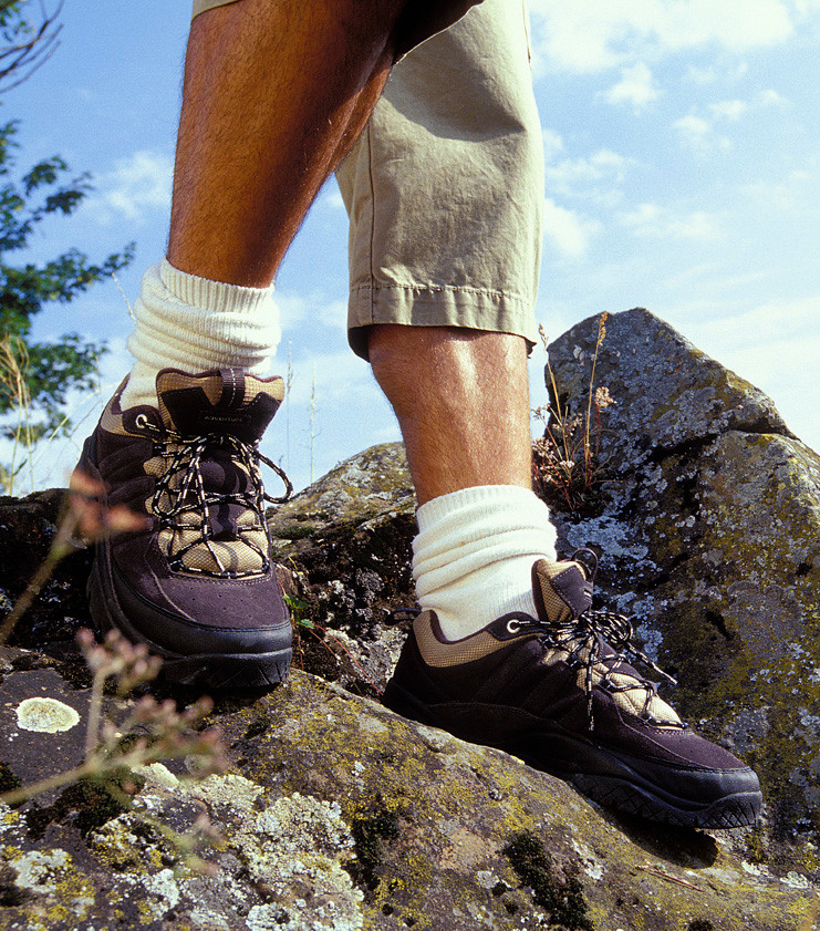Hiking Tips & Information - Be prepared - take water and suitable clothing and footwear