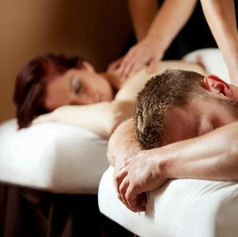 Side by Side Massage