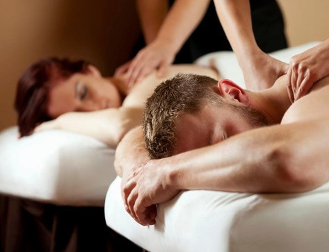 Side by Side Massage