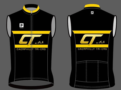 Caerphilly Tri-ers Cycling Gilet