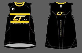Caerphilly Triers Vest Graphic