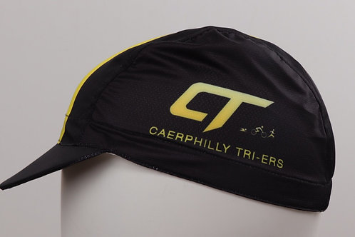 Caerphilly Tri-ers Cycling Cap