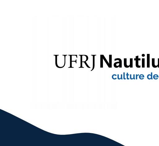 [PT-EN] Cultura Organizacional na Equipe de Competição UFRJ Nautilus