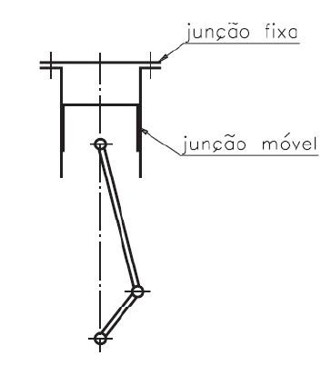 Secção de um pistão, onde podemos ver os dois exemplos aplicados - UFRJ Nautilus