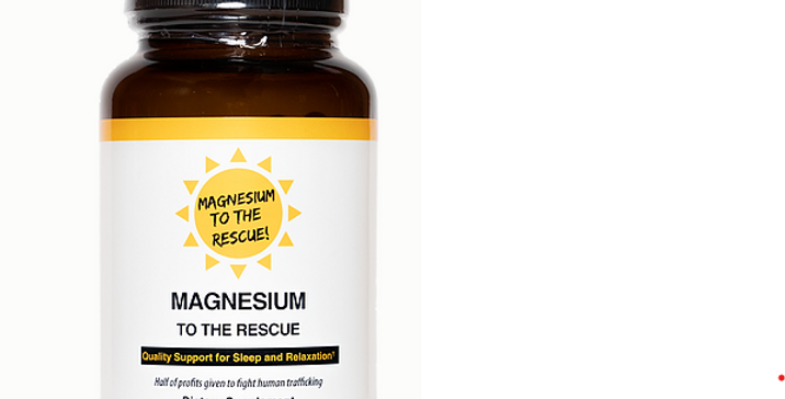 Magnesium |  Two Month Supply