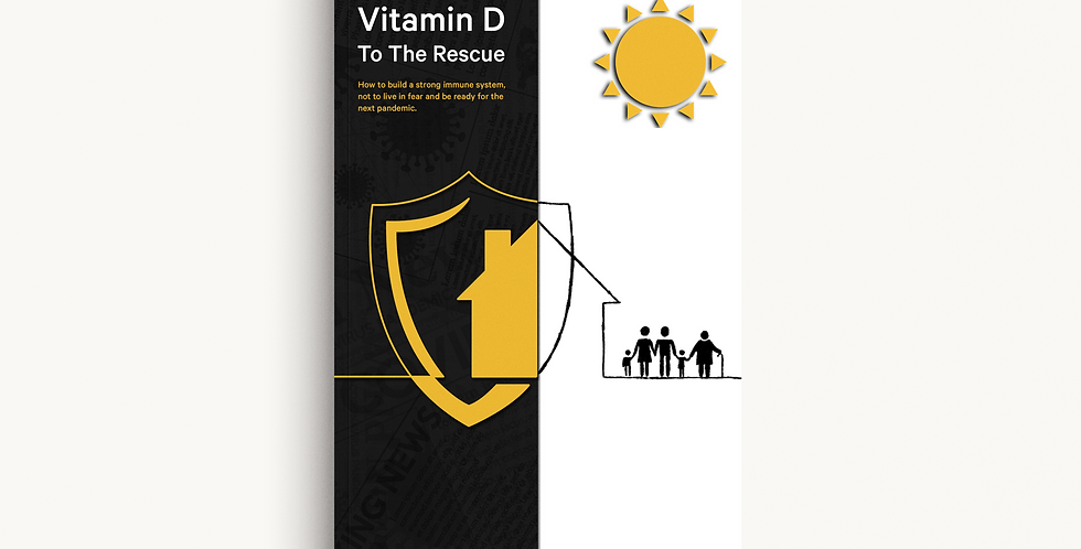 e-Book-  Vitamin D to the Rescue- Everything we can publish!