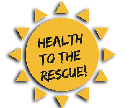 Health to the rescue logo drop.png