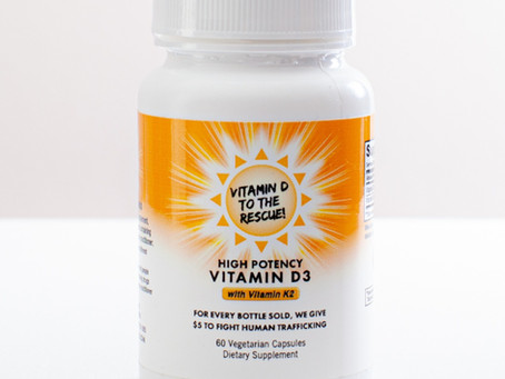 Upgraded supply per bottle makes Vitamin D to the Rescue the best value on the market.