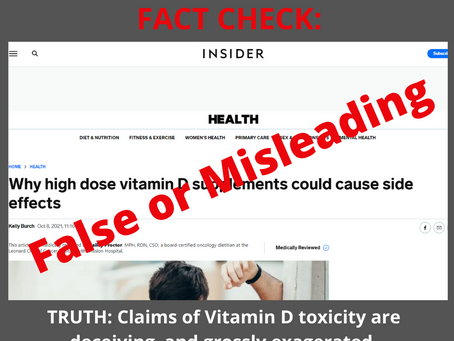 Can you overdose with Vitamin D?