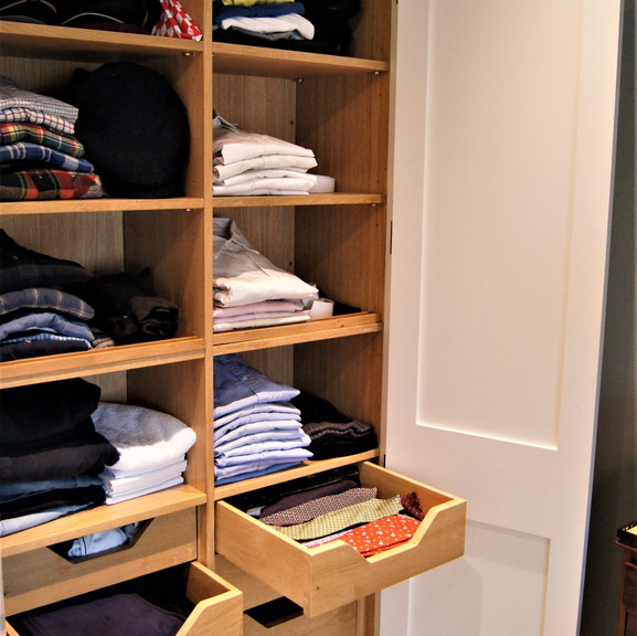 London House - wardrobes