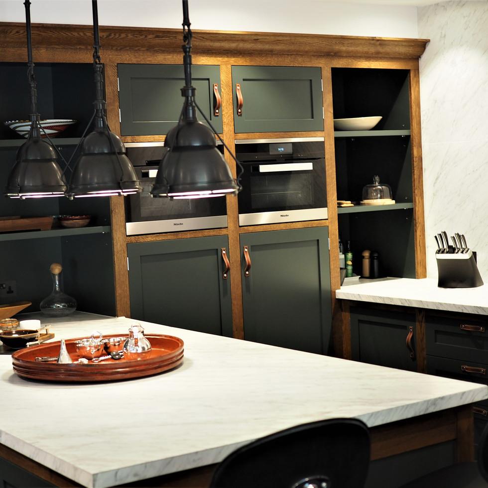 Shoot lodge Kitchen