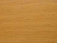 Clear Laquer on English Oak