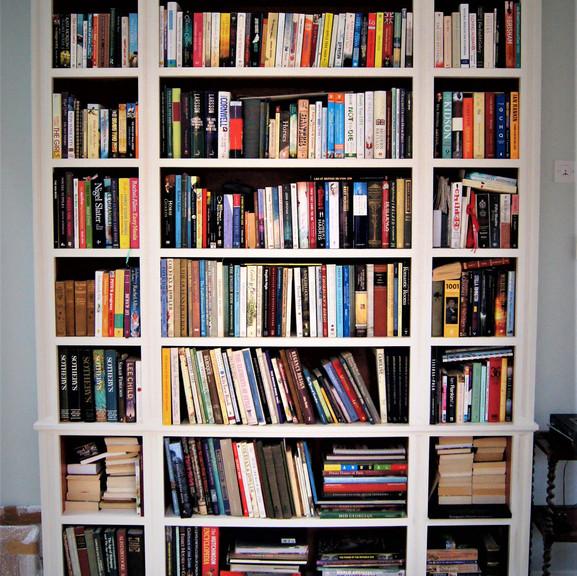 London HouseBookcase
