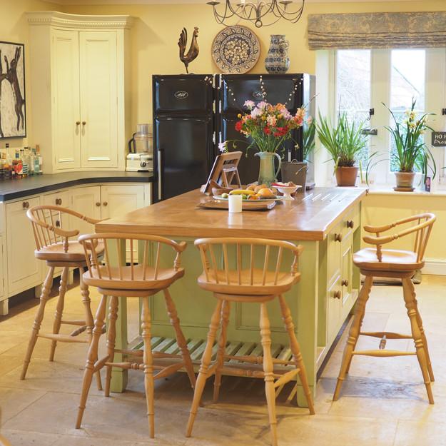 Devon Farmhouse Kitchen