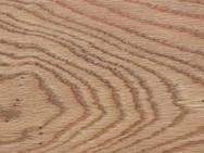 Walnut on Red Oak