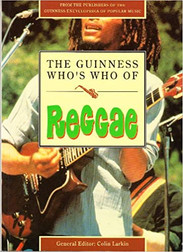 The guinness who s who of reggae by Colin Larkin