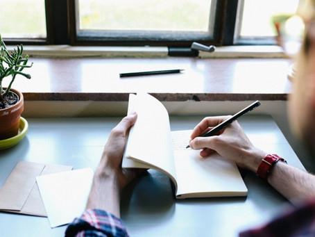 [Coluna] A rotina de um escritor: como conciliar sua vida com a escrita