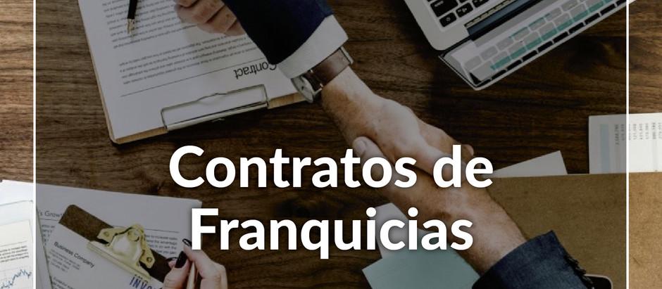 Contrato de Franquicias.