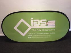 IAS banner