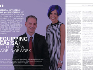 Equipping CA's(SA) for the new world of work