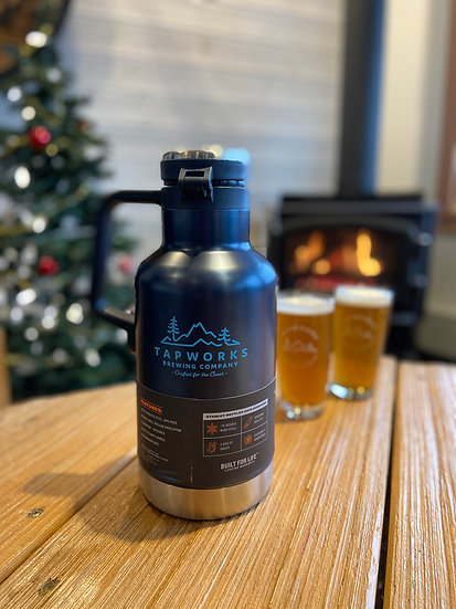 Insulated Growler (1.9L)